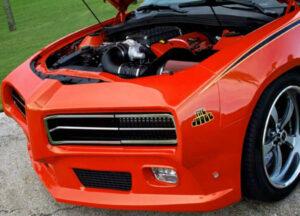 2022 Pontiac GTO Engine