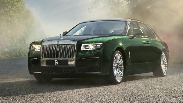 2022 Rolls-Royce Ghost Extended