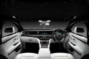 2022 Rolls-Royce Ghost Interior