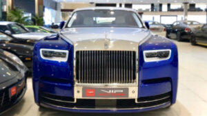 2022 Rolls-Royce Wraith Facelift