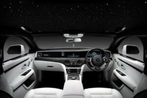 2022 Rolls-Royce Wraith Interior