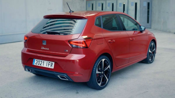 2022 Seat Ibiza Facelift