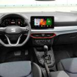 2022 Seat Ibiza Interior
