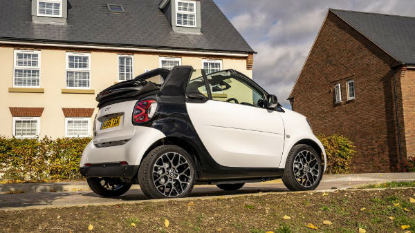 2022 Smart Fortwo Car