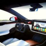 2022 Tesla Model S Interior