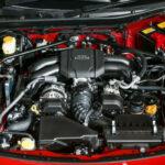 2022 Toyota GR 86 Engine
