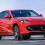 Ferrari Lamborghini Urus 2022