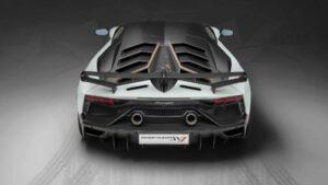 Lamborghini Aventador Successor 2022
