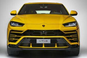 Lamborghini Urus 2022 Facelift