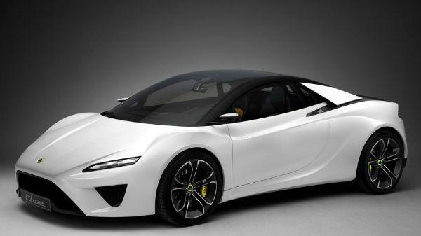 Lotus Elise 2022