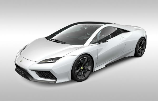 Lotus Esprit 2022