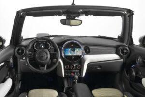 Mini Cooper Convertible 2022 Interior