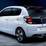 Nouvelle 108 Peugeot 2022