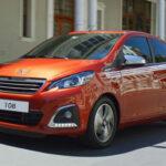 Peugeot 2022 108