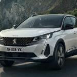 Peugeot 3008 Facelift 2022