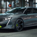 Peugeot 508 PSE 2022