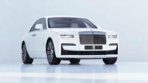 Rolls-Royce Ghost 2022