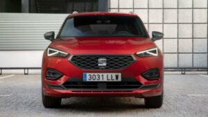 Seat Tarraco Facelift 2022