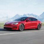 Tesla Model S 2022 Plaid Plus