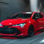Toyota Corolla GR Sport 2022