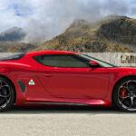 2022 Alfa Romeo 8c Coupe