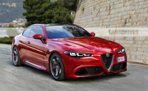 2022 Alfa Romeo GTV