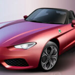 2022 Alfa Romeo Spider