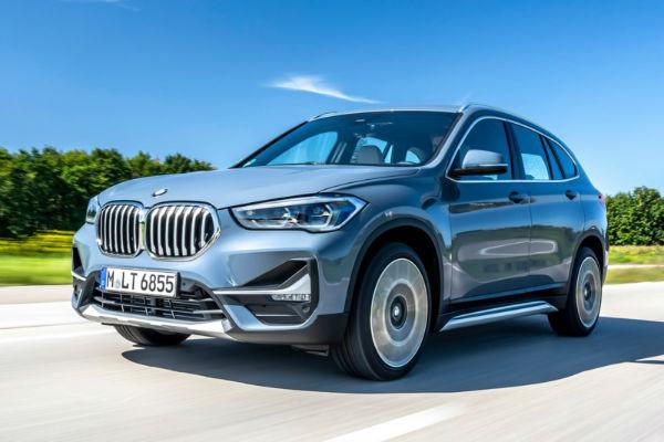2022 BMW X1 Redesign