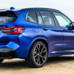 2022 BMW X3 Competition