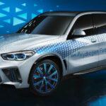 2022 BMW X5 M50i Electric