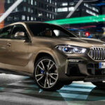 2022 BMW X6 M Competition