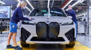 2022 BMW X9 Facelift