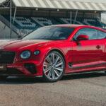 2022 Bentley Continental Speed