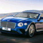 2022 Bentley GTC
