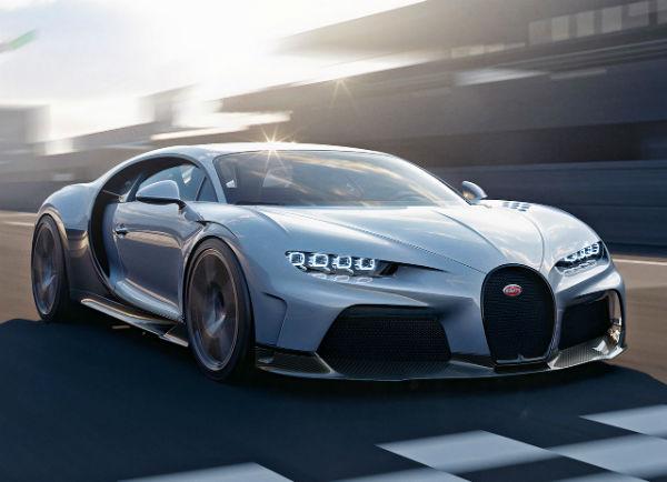 2022 Bugatti Chiron Super Sport Coupe