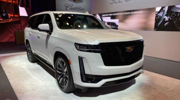 2022 Cadillac Escalade Sport Platinum