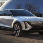 2022 Cadillac Lyriq Electric SUV