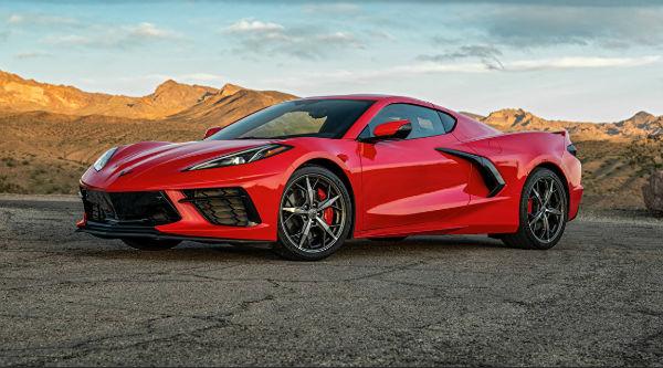 2022 Chevrolet Corvette Convertible