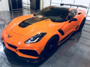 2022 Chevrolet Corvette ZR1