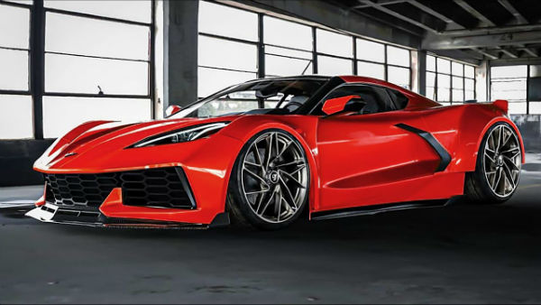 2022 Chevrolet Z06 Corvette