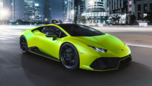 2022 Lamborghini Huracan EVO Spyder