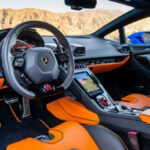 2022 Lamborghini Huracan Interior
