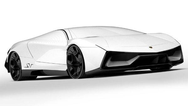 2022 Lamborghini Pura
