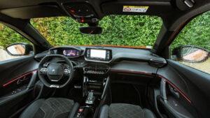 2022 Peugeot 2008 Interior