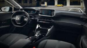 2022 Peugeot 208 Interior