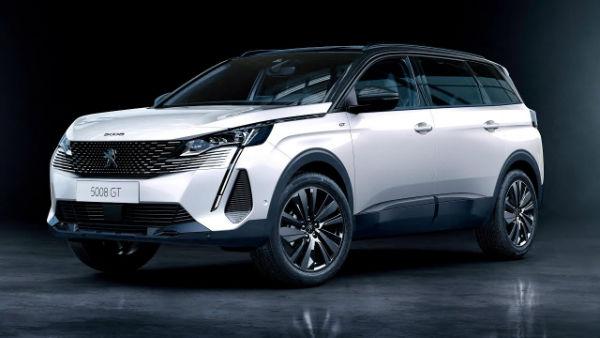 2022 Peugeot 5008 Facelift