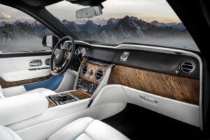 2022 Rolls-Royce Cullinan Interior