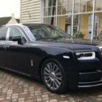 2022 Rolls-Royce Phantom Black