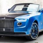 2022 Rolls-Royce Phantom Convertible