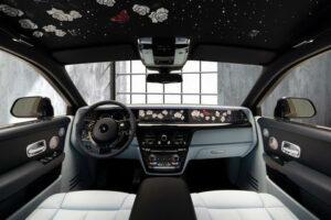 2022 Rolls-Royce Phantom Interior